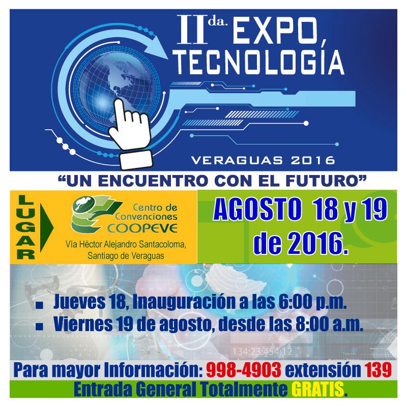 Expo Tecnología 2016